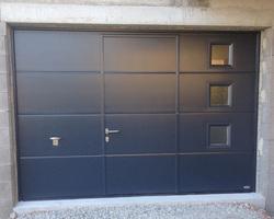Lucarne - Guémar - Porte de garage
